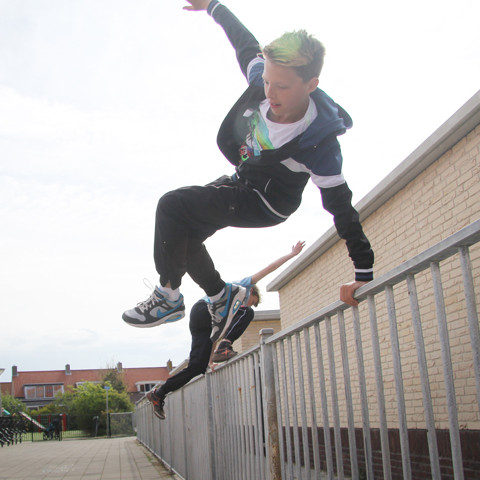 Start to be a Freerunner!